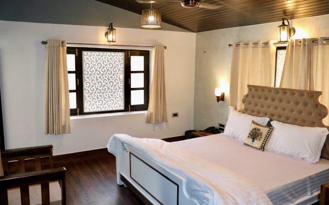 Double-Bed Deluxe Room