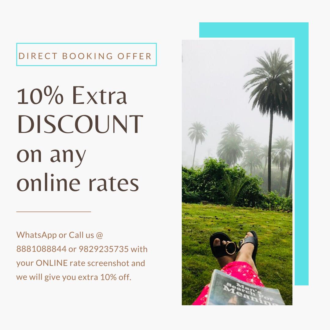 Mount Abu Hotel - Best Deal